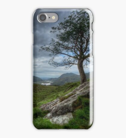 The Tree on the Hill iPhone Case/Skin