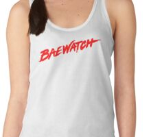BAEWATCH Tee Women's Tank Top