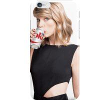 Taylor Swift for Diet Coke iPhone Case/Skin