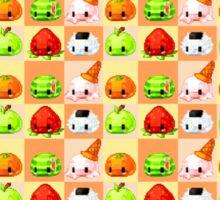 Yummy Blobs Sticker