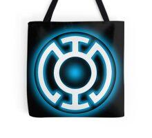 Blue Lantern - HOPE! Tote Bag