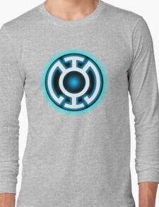 Blue Lantern - HOPE! Long Sleeve T-Shirt