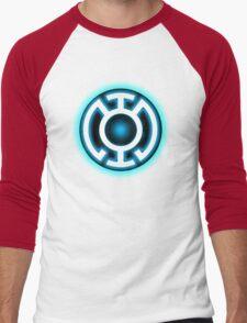 Blue Lantern - HOPE! Men's Baseball ¾ T-Shirt