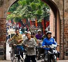 Hanoi West Gate by Anthony and Kelly Rae