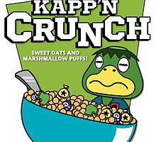 Kapp'n Crunch! by ZoeTwoDots