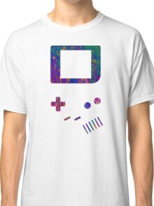 __gameboy psychedelic Classic T-Shirt