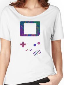 __gameboy psychedelic Women's Relaxed Fit T-Shirt
