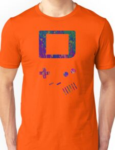 __gameboy psychedelic Unisex T-Shirt