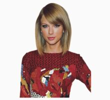 Taylor Swift in red Kids Clothes