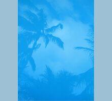 Blue Palm Unisex T-Shirt