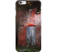 Trespass at Your Own Risk iPhone Case/Skin