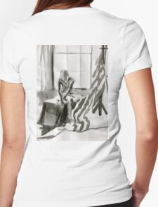 War on the Homefront Womens Fitted T-Shirt