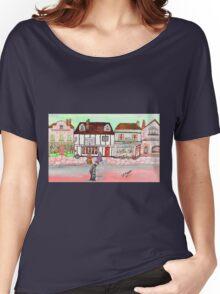 The High Street Women's Relaxed Fit T-Shirt