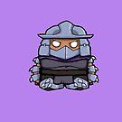 He Shreds! by Baresark