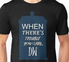 Call DW Unisex T-Shirt