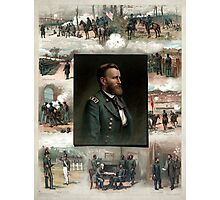 General Grant - From West Point To Appomattox Photographic Print