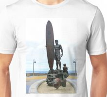 Imperial Beach Surfer Unisex T-Shirt