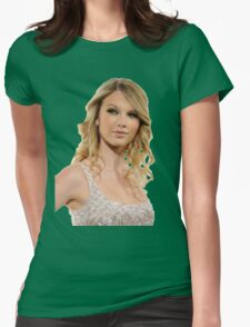 Delicate Taylor Swift Womens Fitted T-Shirt
