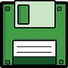 floppy disc 3 by nick94