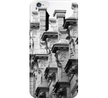 Nottingham Statues iPhone Case/Skin