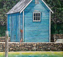 The Refuge by Sarina Tomchin