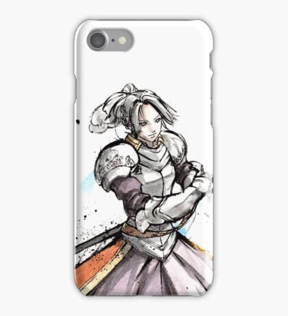 Chris Lightfellow from Suikoden iPhone Case/Skin