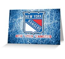 NYR Greeting Card