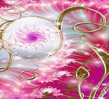 Jewel Fabric Design by Junior Mclean