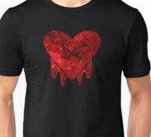 Gravity Falls Robbie Heart Galaxy Print Unisex T-Shirt