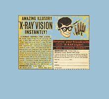 'X-Ray Vision Specs' T-shirt etc.... Unisex T-Shirt