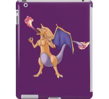 PokeFusion: Mewzard iPad Case/Skin