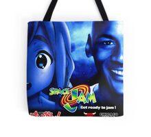 Space Jamugi Tote Bag