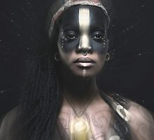 weary empress of the ancient cosmos by Rebecca Tun