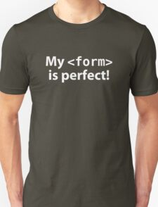 Formtastic T-Shirt
