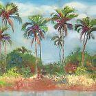 Ilala Palms by Gigi Guimbeau