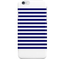 Sailor style - Seamanlike iPhone Case/Skin