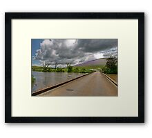 Murrumbidgee River # 2 Framed Print