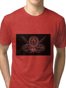 Opening - © feathers & eggshells - wild new things are born Tri-blend T-Shirt