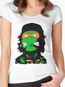 Mike Guevara Women's Fitted Scoop T-Shirt