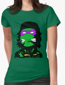 Don Guevara Womens Fitted T-Shirt