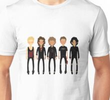 chic black outfits Unisex T-Shirt