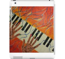 Power in Music! iPad Case/Skin