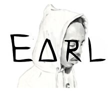 Earl Sweatshirt Design by vipuhrs