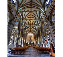 Gloria In Excelsis Deo by inkedsandra