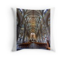 Gloria In Excelsis Deo Throw Pillow