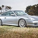 Porsche 996. by Mick Smith