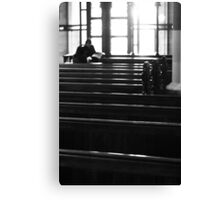 Guided Canvas Print