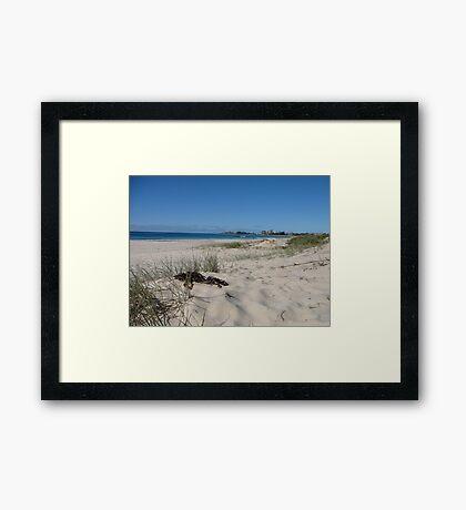 Coolangatta from North Kirra Beach Framed Print