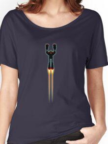 Robot Ascending Women's Relaxed Fit T-Shirt