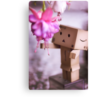 Pretty Flowers for Me Canvas Print